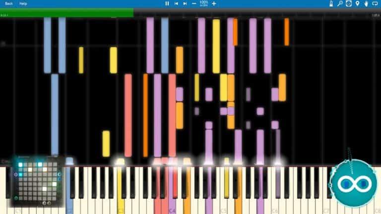 ArduinoPlays – Dance of the Sugar Plum Fairy Remix
