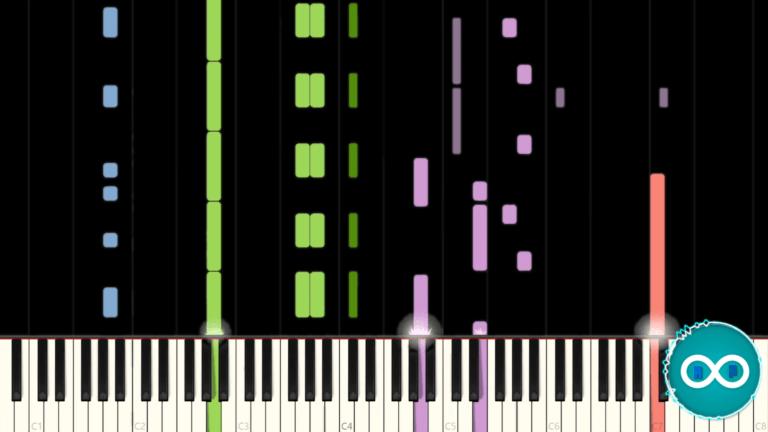 POLO & PAN – Feel Good Piano Midi Synthesia Cover