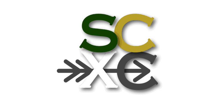 SCXC/Sage Creek Cross Country Logo