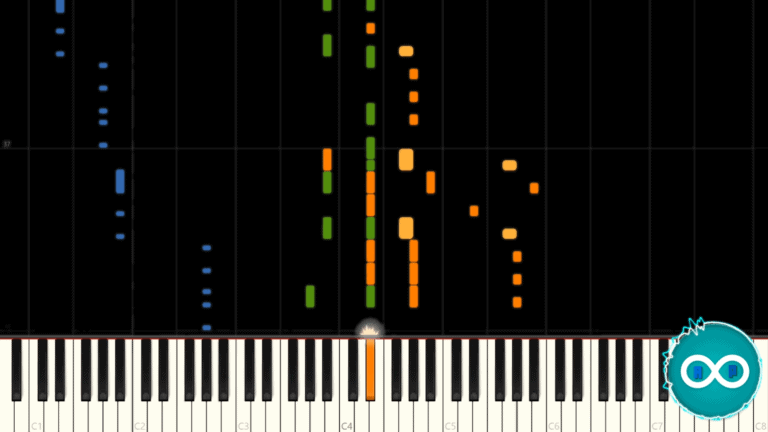 Waterflame – Cropduster piano midi synthesia cover
